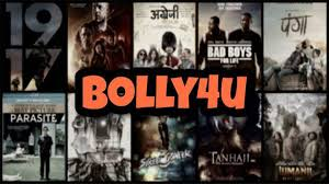 Bolly4u 2021 - Illegal HD Movies Download Website