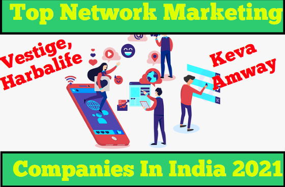 Top network marketing companies in india 2021